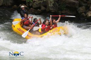Kenan Raft Trip