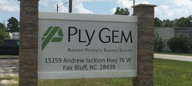 Ply Gem – It's a Wrap